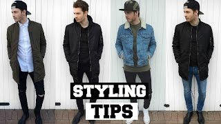How To Improve Your Street Style - Mens Styling Tips/Advice
