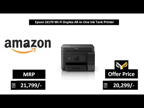 Download Epson L Series Compact Integrated Ink Tank Printers Video