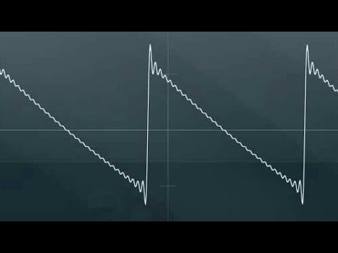 Saw tooth wave generation using 8085 microprocessor   Learning corner