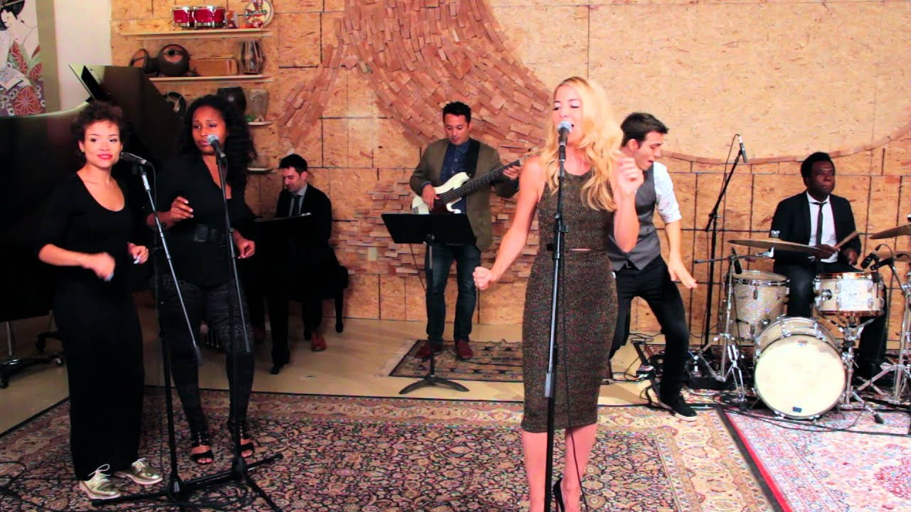 Really Don't Care – Vintage Motown – Style Demi Lovato Cover ft. Morgan James