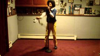 Malique Jackson - You made me what I am today - 1973 Michael Jackson Impersonator