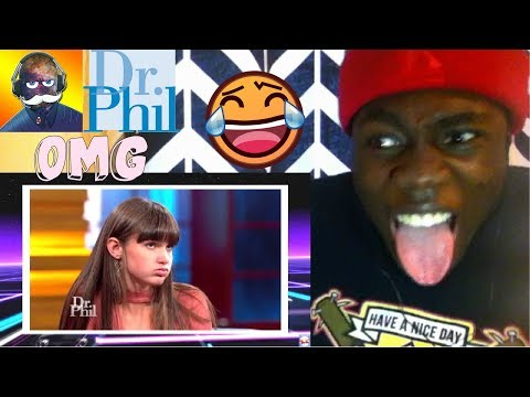 Dr. Phil LOSES IT With Spoiled Little Girl by JustDestiny REACTION!!!