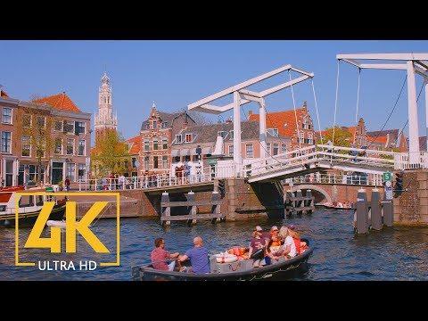 Disfruta De Este Recorrido Virtual Por Dos Ciudades Holandesas