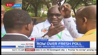 Ekuru Aukot to move to court seeking inclusion in the 17th presidential election ballot