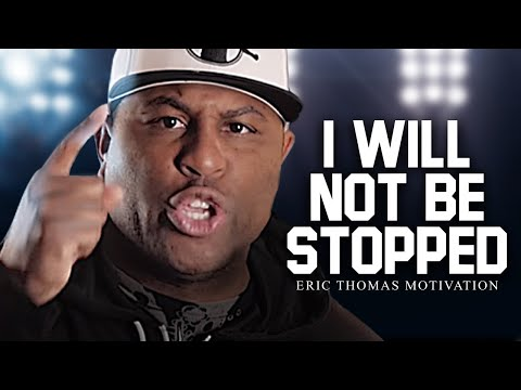 I Will Not Stop Now! MOTIVATIONAL SPEECH [ POWERFUL MOTIVATION ]