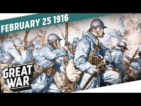 Začátek bitvy o Verdun
