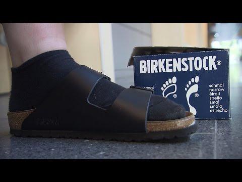 Marktcheck checkt Birkenstock: Komfort auf Schritt und Tritt?