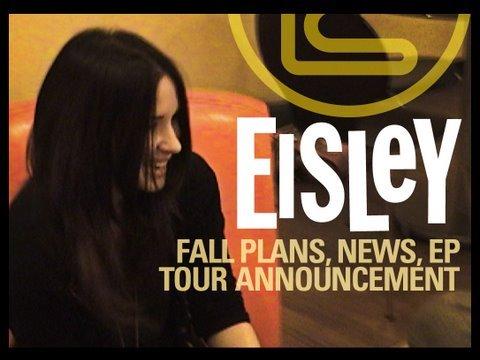 Eisley Fall '09 Tour Announcement