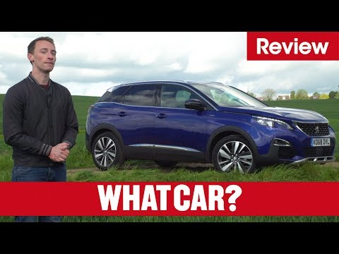 2019 Peugeot 3008 SUV review – better than the Seat Ateca? | What Car?