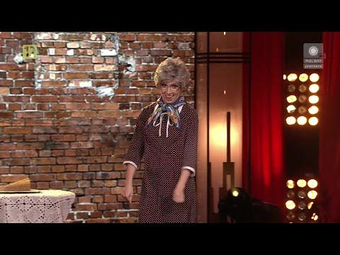 Kabaret Nowaki - Krystyna, Policjant i Wójt