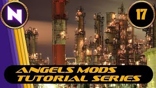 Factorio 0 16 - Angels Mods Tutorial Lets Play #16 COMPLETED