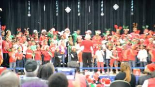 Boogie Woogie Reindeer! Charlton-Pollard Christmas Program!