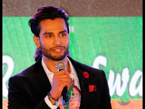 Rendezvous with Mr India Rohit Khandelwal