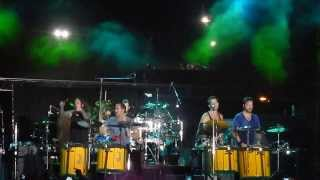 311 - Applied Science Drum Solo- Live @ L'Auberge Party By The Pool