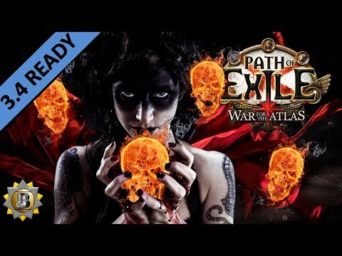 Looking for Cheap Necromancer(Witch) build :: Path of Exile General