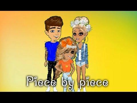 Piece By Piece - Kelly Clarkson Msp music video!