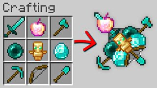 Minecraft, If You Could Combine Every Item...