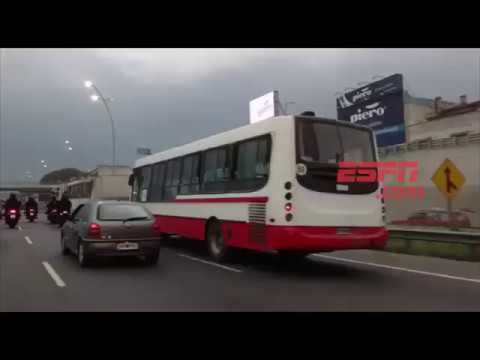 """Caravana de hinchas Calamares a Lanús | Platense 0 - 2 River | Octavos de Final | Copa Argentina"" Barra: La Banda Más Fiel • Club: Atlético Platense"