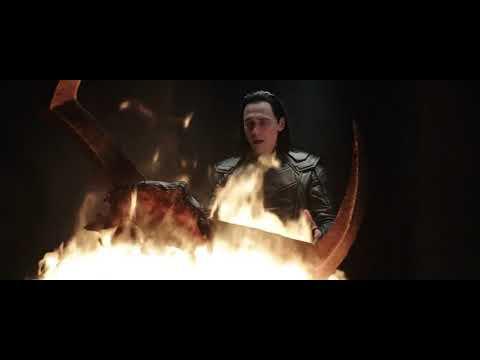 Surtur Awakens and Destroys Asgard - Thor Ragnarok