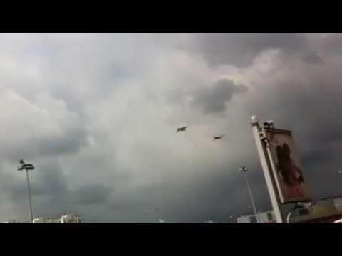 Máy bay chiến đấu của Việt Nam đã xuất kích [KHẨN CẤP]