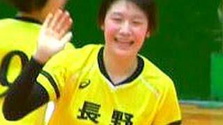 【石川祐希・妹】女子中学生バレーボール全国大会・決勝【3】長野 Vs 長崎JOC  Volleyball Girls Japan  石川真佑