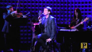 """Telly Leung Belts Sondheim's """"Being Alive"""" at Album Release Party"""