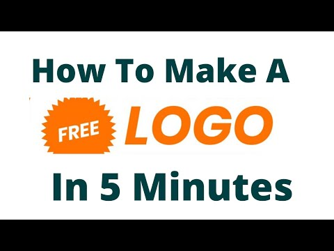 How To Make A Free Logo online in 5 Minutes