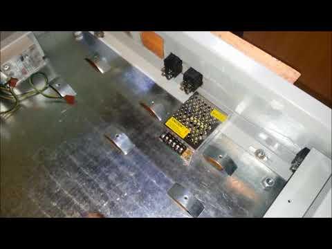 Предварительная сборка ИК паяльной станции - 2