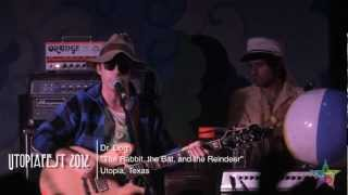 Dr. Dog - The Rabbit, The Bat, And The Reindeer (OFFICIAL UTOPiAfest 2012)