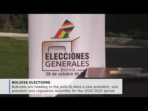 Bolivia holds general elections