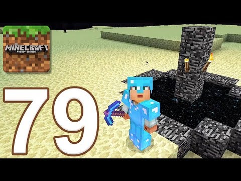 Minecraft: Pocket Edition – Gameplay Walkthrough Part 79 – Survival (iOS, Android)