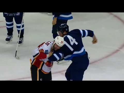 Anthony Peluso vs. Brandon Bollig