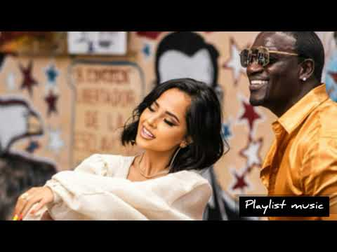 #Beckyg #akon #Comono Como no Becky G ft. Akon (audio oficial + letra)