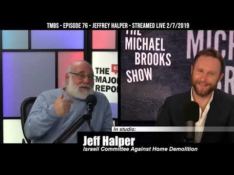 Michael Brooks&Jeff Halper: Decolonizing Israel Liberating Palestine The Need For 1 Democratic State