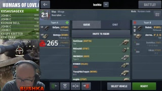NA LIVE STREAM AND TANK GIVEAWAY!!!