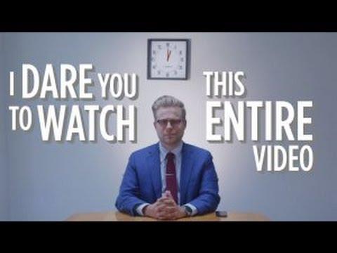 Vyzývám vás, abyste toto video dokoukali do konce!