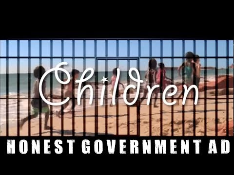 Honest Government Ad | Youth incarceration