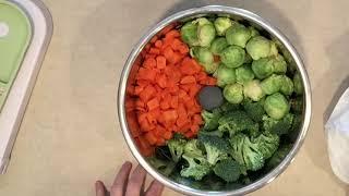 Steamed Vegetables For Turkey Dinner Instant Pot - Ronda In The Kitchen