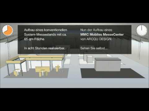 Herkömmliches Messesystem im Vergleich zum MMC - Mobilen MesseCenter