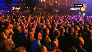 Rasmus Seebach   Lidt I Fem   The Voice 2011 {HD}