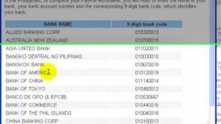 How to Add Bank Account to your PayPal
