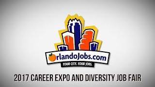 Career Expo & Diversity Job Fair 2017