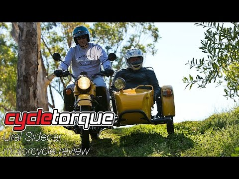 Ural Sidecar motorcycle review