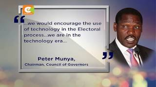 Governors tell Uhuru not to assent to electoral laws amendments