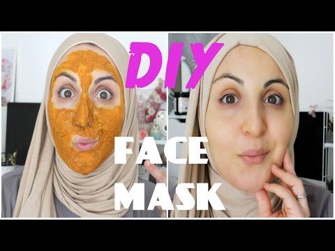 Les masques à la peau irritée de la personne