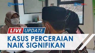 Fenomena Kasus Gugat Cerai di Surabaya Meningkat, Istri Gugat Suami Merasa Nafkah Tak Cukup