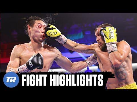 LOMA IS BACK!  Vintage Lomachenko, Dominates Nakatani & finishes him in Round 9   FIGHT HIGHLIGHTS
