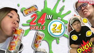 Singaporeans Try: 24 Skills In 24 Hours