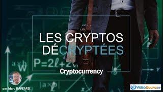 "Qu'est-ce qu'une Cryptocurrency ?"""