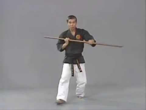 Bo Kata 2   Cho Un No Kon